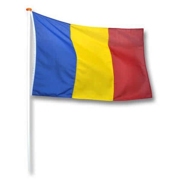 vlag Roemenië