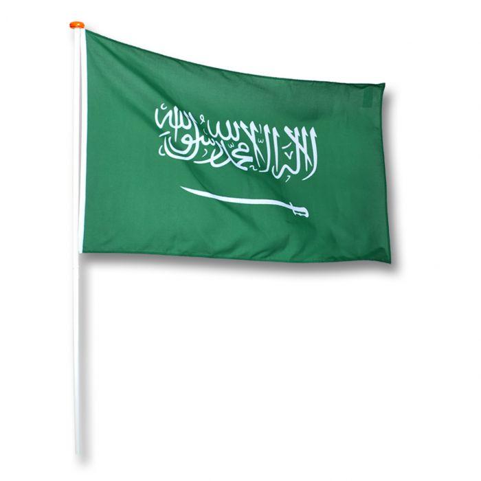 Vlag Saoedi-Arabië