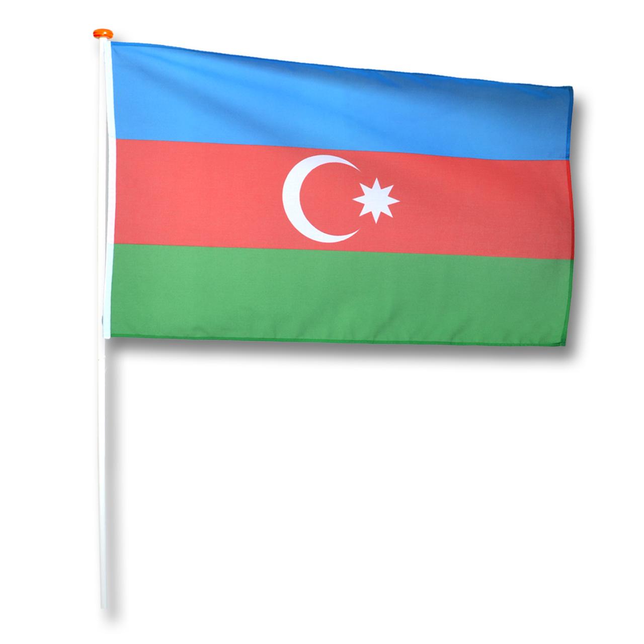 Vlag Azerbaidzjan