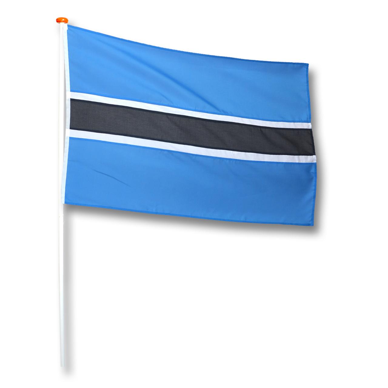 Vlag Botswana