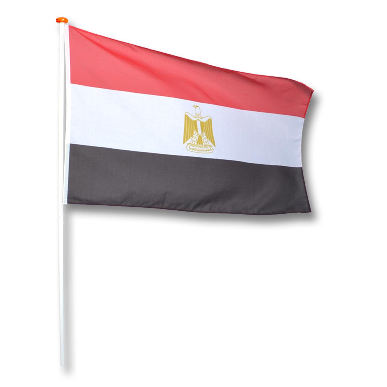 Vlag Egypte