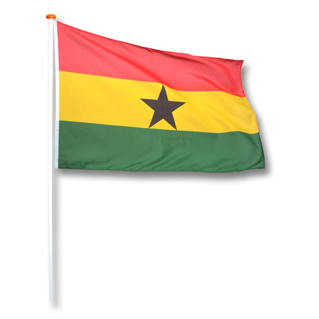 Vlag Ghana