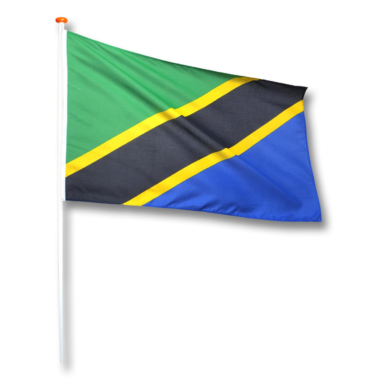 Vlag Tanzania