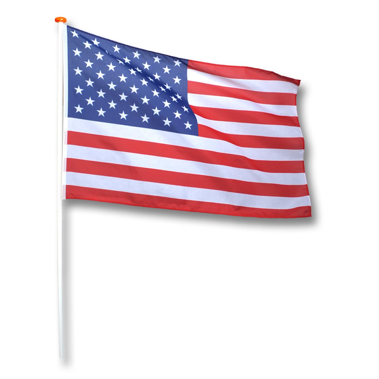 Vlag Amerika (Verenigde Staten van Amerika)
