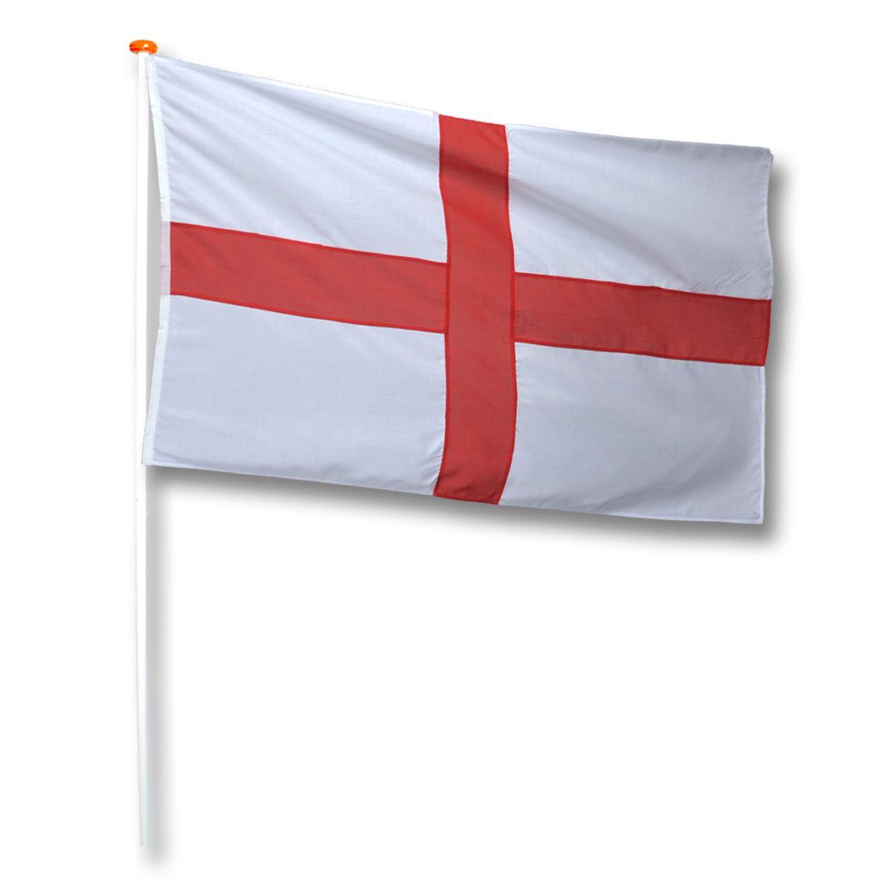 Vlag Engelse vlag (Vlag St. George's Cross)